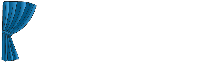 Pulling Back The Curtain Logo